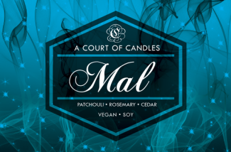 Mal - Soy Candle