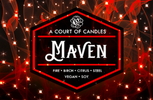 Maven - Soy Candle - Candles