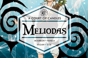 Meliodas - Soy Candle - Candles
