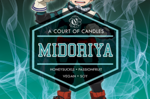 Midoriya - Soy Candle - Candles