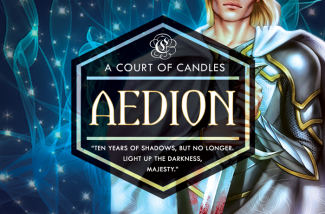 NerdyPost Exclusive - Aedion - Soy Candle