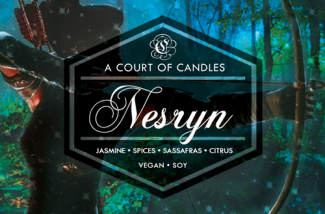 Nesryn - Soy Candle