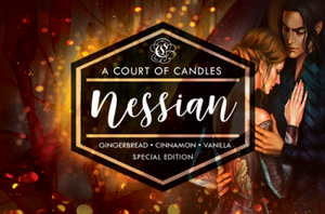 Nessian - Classic Design - Soy Candle