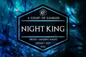 Night King - Soy Candle