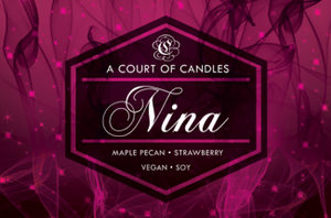 Nina - Soy Candle - Candles