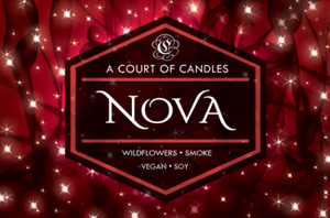 Nova - Soy Candle - Candles