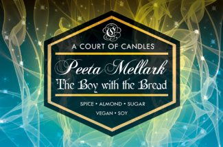 Peeta Mellark - Soy Candle - Candles