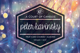 Peter Kavinsky - Soy Candle