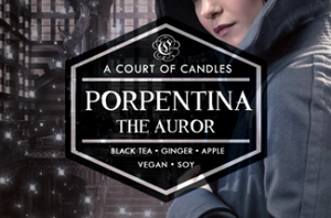 Porpentina The Auror - Soy Candle