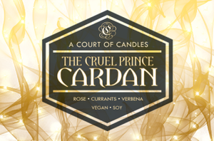 Prince Cardan - Soy Candle - Candles