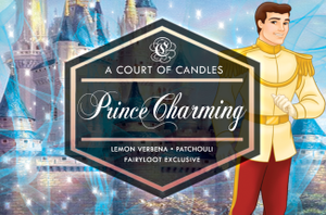 Prince Charming - Fairyloot Excl - 9Oz Glass Jar
