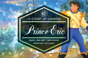 Prince Eric - Fairyloot Excl - 9Oz Glass Jar