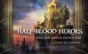 Half-Blood Heroes - April 2020's Limited Edition Box