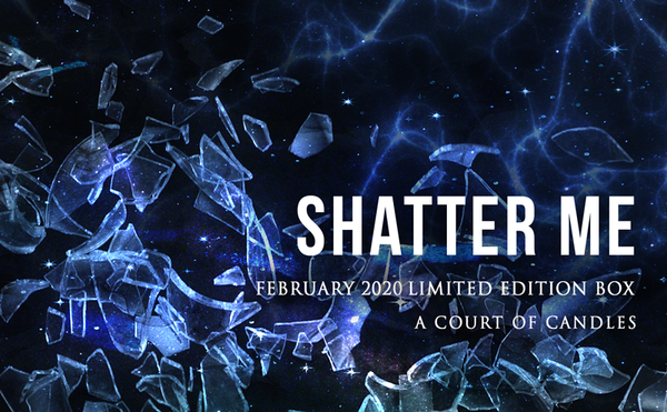 Shatter Me - February 2020's Limited Edition Box