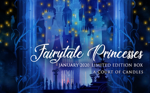 Fairytale Princesses - Limited Edition *2oz CANDLES ONLY!*