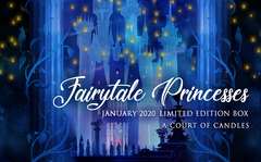 Fairytale Princesses - January 2020's Limited Edition Box