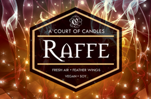 Raffe - Soy Candle - Candles
