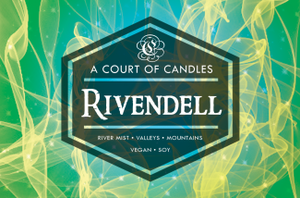 Rivendell - Soy Candle - Candles
