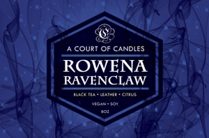 Rowena Ravenclaw - Soy Candle