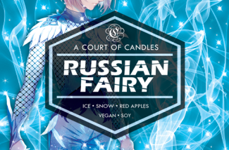 Russian Fairy - Soy Candle