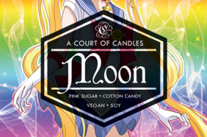 Sailor Scouts - Soy Candles - Candles