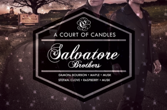 Salvatore Brothers - Soy Candle