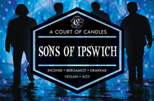 Sons Of Ipswich - Soy Candle - Candles