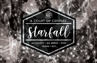 Starfall - Soy Candle
