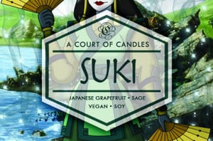 Suki - Soy Candle - Candles