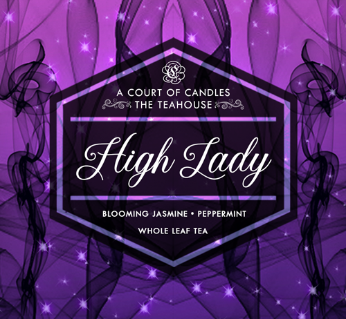 High Lady - Whole Leaf Tea