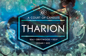 Tharion - Limited Edition Soy Candle
