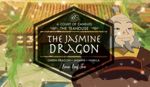 The Jasmine Dragon - Loose Leaf Tea - Tea