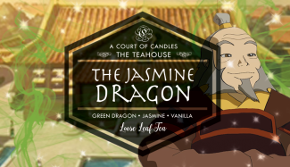 The Jasmine Dragon - Loose Leaf Tea