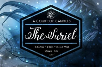 The Suriel - Soy Candle