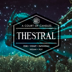 Thestral - Soy Candle
