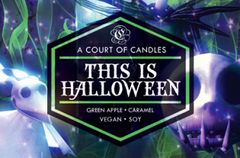 This is Halloween - Soy Candle