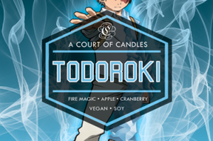 Todoroki - Soy Candle - Candles