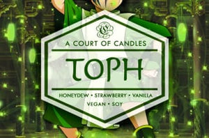 Toph - Soy Candle - Candles