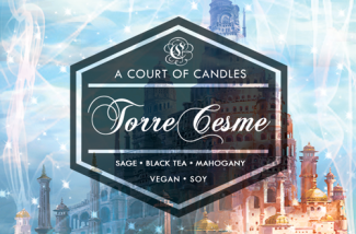 Torre Cesme - Soy Candle