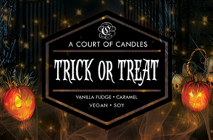 Trick Or Treat - Soy Candle - Candles