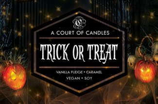 Trick or Treat - Soy Candle