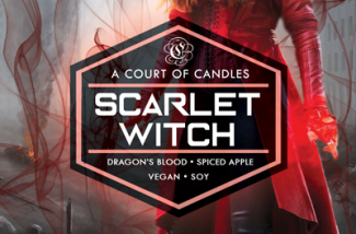 Ultimate Heroes - Marvel Inspired - Soy Candle