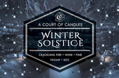 Winter Solstice - Soy Candle