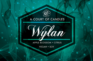 Wylan - 100% Soy Wax - Candles