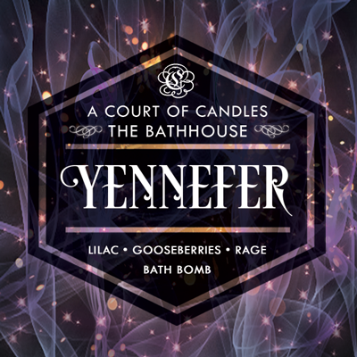 Yennefer - Bath Bomb