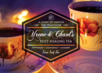 Yrene & Chaol's Post-Healing Tea - Loose Leaf Tea