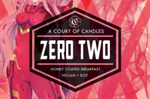 Zero Two - Darling In The Franxx - Candles