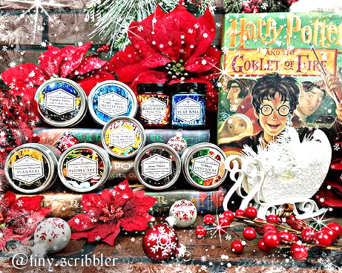 James Potters Invisibility Cloak - Soy Candle