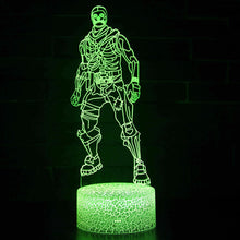 Fortnight Acrylic Lights 3D Optical Illusion Lamp - 3D Optical Lamp