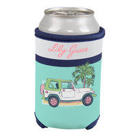 Lily Grace-Girls Just Want to Have Sun-Koozie